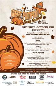 Great Pumpkin Festival Flyer