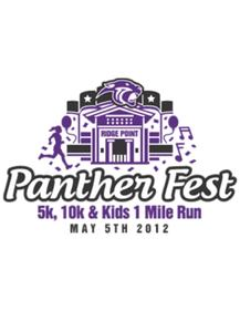 Panther Fest 2012 Logo