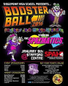 Booster Ball Poster