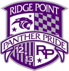 Ridge Point Panther Pride Crest