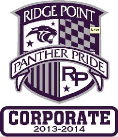 Ridge Point Panther Pride Crest