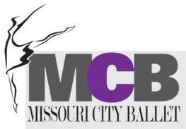 Missouri City Ballet Logo