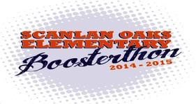 Scanlan Oaks Elementary Boosterthon 2014 Logo