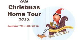 Casa Christmas Home Tour 2012