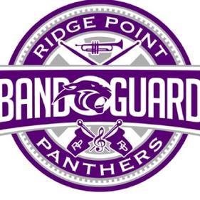 Ridge Point Band Guard Logo