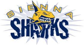 Sienna Sharks Logo