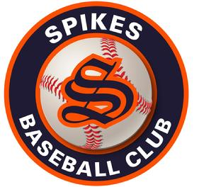 Spikes Baseball Club Logo